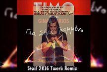 New promo song... Dj Polique Feat. Timo & Gina - Για Σένα Γραμμένο (Deejay Melo Mash Up)