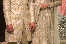 Walima bride dress