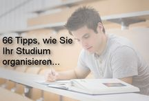 Studium   Organisation / Alles, was Studenten für die perfekte Organisation des Studiums brauchen!