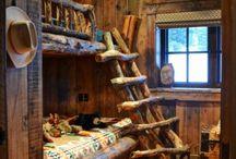 Cabin / by Jurgita Grinyte-Frahlich