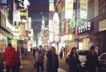 Seoul Street inspirations