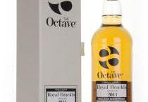 Royal Brackla single malt scotch whisky / Royal Brackla single malt scotch whisky