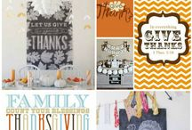 Give Thanks / by Crystal Lewis Marshall