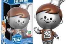 Funko Freddys