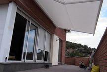 Deco patio