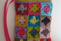 granny square / stripe loveliness