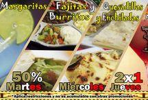 DToluca es pura Fiesta y rica Comida Mexicana / Restaurante Bar DToluca es pura Fiesta y rica Comida Mexicana en Cali
