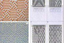 Mønster og fargekombinasjoner