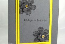 Card ideas / by Nadine Cécile