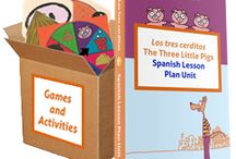 The Three Little Pigs - Magic Worlds / The Three Little Pigs as a topic for Language Immersion Programs www.analomba.com