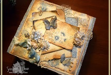 Cigar Boxes & Altered Art / by Susan Culberson