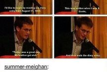 John Green / Yes, he needs his own board.