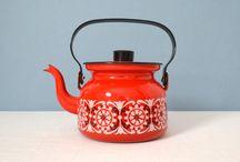 Tea? / Teapots, saucers etc...  ☕