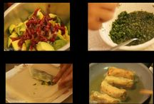 Recipes - appetizers / by Sandy Blake