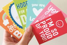 card and tags
