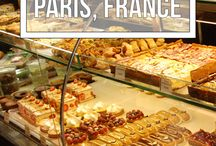 French pastry shops