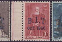 Stamps, Belgium