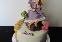 Bolos Rapunzel