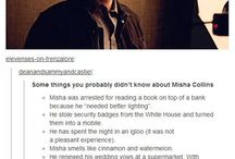 only misha things
