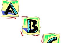 Safari Alphabet Clip Art - Alphabet Letters - Commercial Use / Safari Alphabet Clip Art - Alphabet Letters - Commercial Use. WELCOME to this STUNNING collection of Safari Alphabet Clip Art images.   This bundle contains 26 high-quality COLOR Safari Alphabet Clip Art images. Images saved at 300dpi in PNG files.