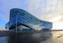 Olympic Architecture  / by CADdetails