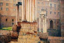Luigi Bazzani / Pompei