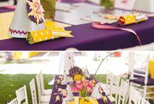 Kids Birthday Party ideas / by Jackie Davis