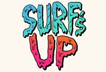 Surf graphics / by William Wonders