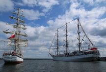 Operacja Żagle Gdyni / W 2014 odbyła się Operacja Żagle Gdyni. To rocznicowe wspomnienia Operacji Żagiel z 1974 roku. W 2014 roku wiele żaglowców, które zawinęło do Gdyni, pamiętało to miejsce z wizyty sprzed 40 lat...