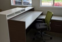 Contract Furniture Source Installations