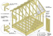Shed plans / by Rafik Jamal