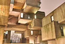 Architectural Heroes/Des géants de l'architecture