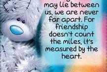 Friendship Tatty Teddies