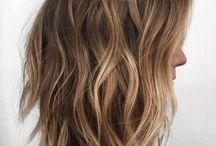 Väri ideat hiuksille