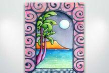 Hawaii Aloha Gallery by Holly K