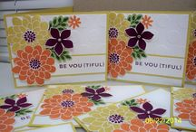 Stampin' Up Inspiration / by Erin Zobec