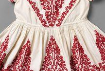 Soutache dress