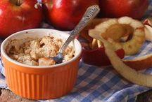 dessert pommes