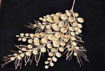 плетение из соломы