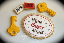 Cookies: House Warming/Home