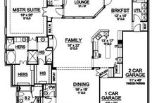 House plans / by Christina Simmons