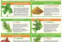 Teas and Herbal Remedies