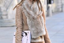 Winter wants / Outfit inspiraation for the winter