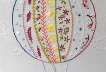 Embroidery stuff