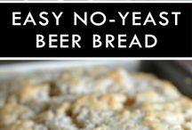Bread Recipes and Savory Baking Recipes / Easy bread recipes, yeast and quick bread recipes, other yeast dough recipes, and savory baked goods.