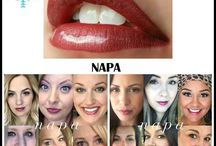 Wanted lipsense colors