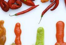chilli hot sauce