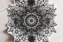 mandalka tattoo