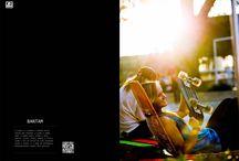 My Portfolio - Graphic Design / See more in www.caiosan.com.br