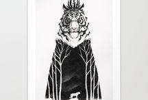 Dan Burgess / https://society6.com/dannyb/prints?curator=diogoverissimo